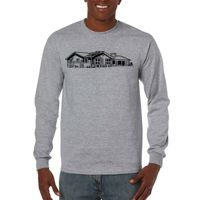 GILDAN® HEAVY COTTON™ ADULT LONG SLEEVE T-SHIRT 5400 Thumbnail